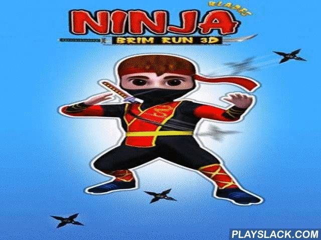 Ninja Blades: Brim Run 3D  Android Game - playslack.com , Control a gallant ninja running along the municipality roads and other tracks. Overcome a collection of hindrances on the path. Go searching for venture with a humorous ninja in this Android game. Run on at the full speed. Be mindful and dodge partitions, barrels, and other hindrances. Jump over hindrances or slide under them. gather gold coinages and dissimilar bonuses. upgrade your ninja and turn him into ninja conqueror, ninja…