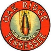 Oak Ridge Tennessee, Home of the Atomic Bomb