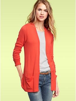 Love this sweater, maybe not in this color, but the style is just right!: Gap My Styl, Color, Gap Long, Woman Clothing, Long Pockets, Gap Mystyl, Women Clothing, Pockets Cardigans, Gap Cardigans