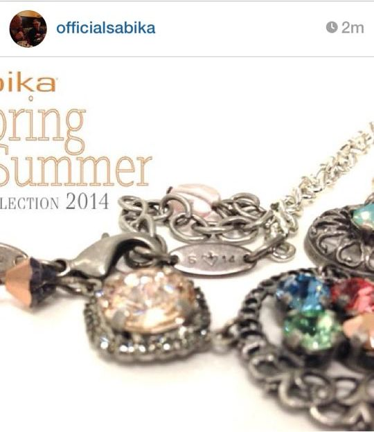Sabika Spring/Summer 2014 Sneak Peak!!  Contact Mary Marshall @ 304 888 2061 to be one of the first to see the new collection!