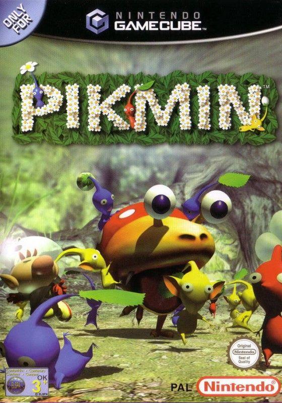 GameCube - Pikmin (DE/EN) (mit OVP) (gebraucht) GameCube Spiele Action & Adventure 14,99€