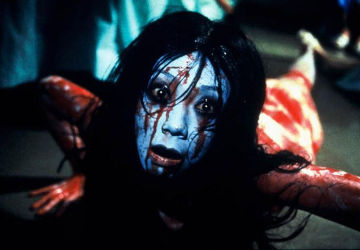 """The Grudge"": Once you see it, you can never forget. Once it sees you, you can never escape."