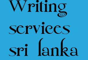Dissertation writing services sri lanka 7s