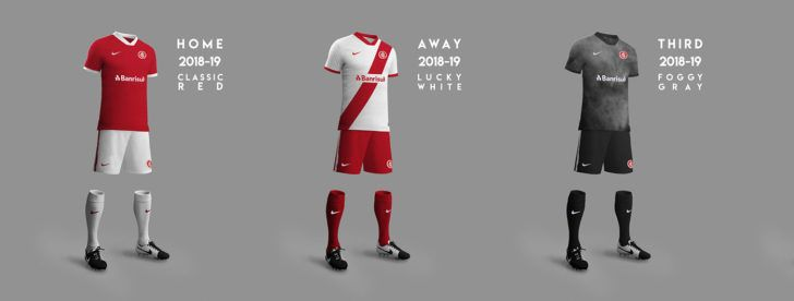 Download Full Home And Away Football Jersey Mockup Kit 2019 Mockup Free Psd Free Mockup Mockup Free Download