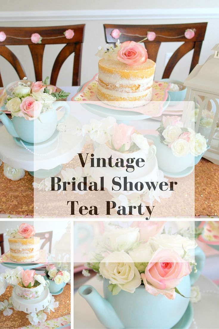 64 best Bridal Shower Ideas images on Pinterest