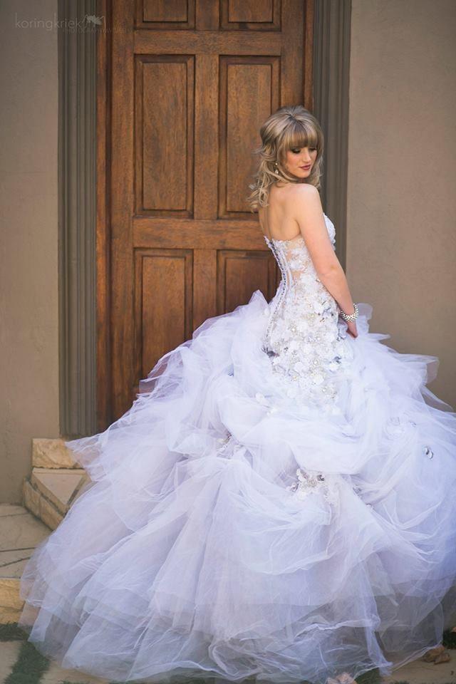 Zelri dressed by F Wilson Fashion Design