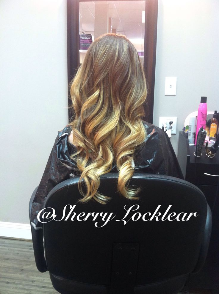 Hair by Sherry Locklear at Blondies Hair Salon for inquires or bookings (864) 226-3030 or Snlocklear@att.net