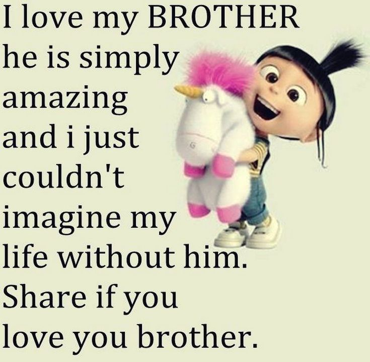 Funny Brother Quotes And Sayings: 25+ Best Funny Brother Quotes On Pinterest