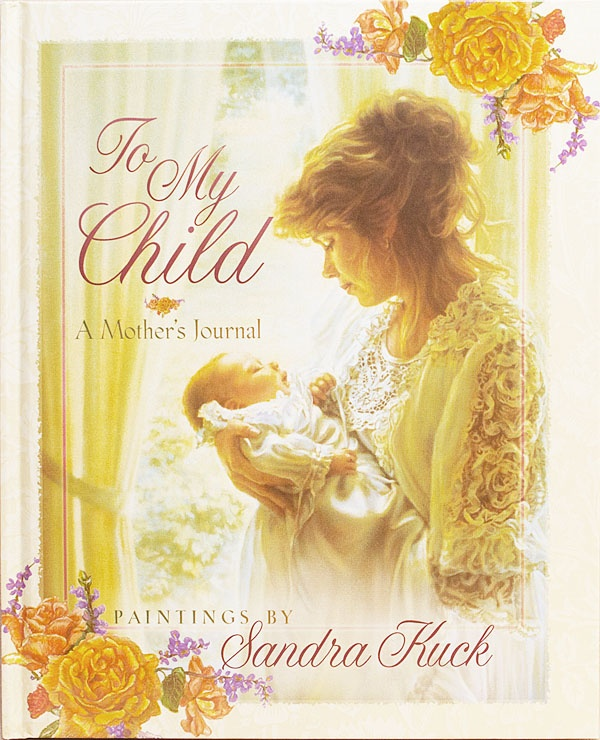 Preserve treasured family memories for future generations in this lavishly illustrated journal. Sanadra Kuck's graceful images of mothers and children accompany guided questions and ample space for cherished stories, words of love, important dates, events and names. The perfect gift for YOUR child!