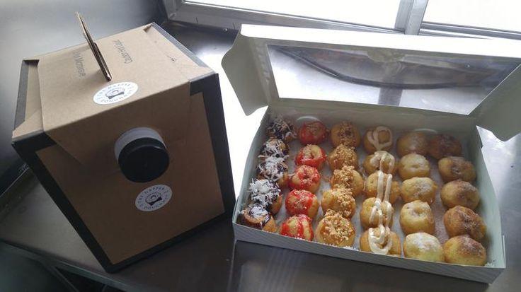 Cincinnati now has a tiny donut food truck photos