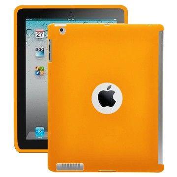 Color Shell (Orange) iPad 2 Cover