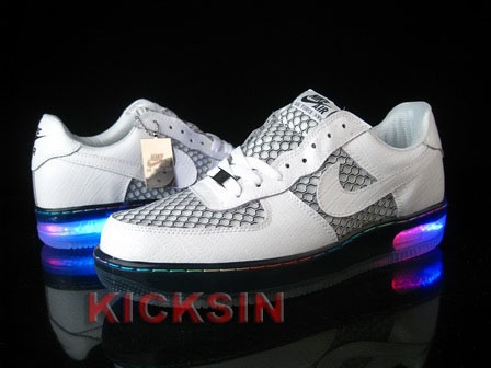 Nike light-up shoes for adults from sneakerhead.com