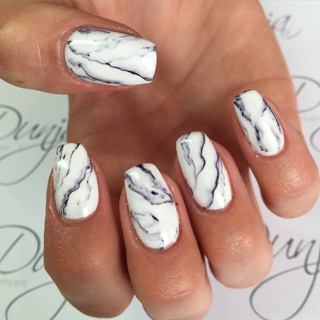 20 puuuurfect cat manicures cat nail art designs for lovers page 14 - Ideas For Nails Design