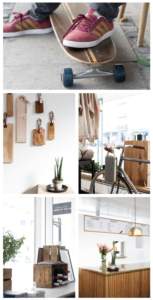 A Copenhagen store dedicated to the finest of handmade craftsmanship - handmade craftsmanship. Read the interview on The Journal | B&O PLAY #BeoPlay