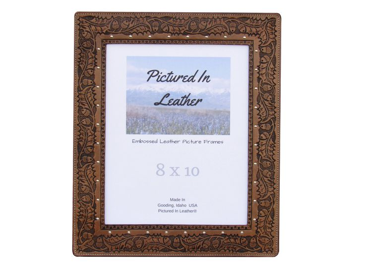 Western decor picture frames