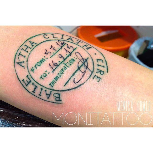 monica gomes dublin tattoo - Google Search
