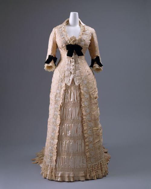 329 Best Victorian Dresses 1880-1890S Images On Pinterest -7864