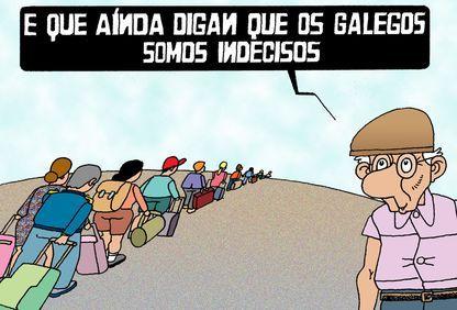 Artículos de . La Voz de Galicia