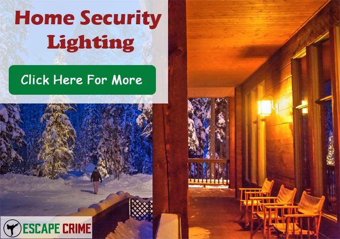Lighting is a basic factor in your home security setup that is too often ignored or forgotten. Find out how to use this simple strategy to drastically improve your safety at home.