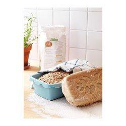 IKEA - SOCKERKAKA, Forma de pão, De silicone, para que seja mais fácil desenformar bolos.