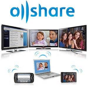 With Samsung Allshare, you'll share your computer media with televisions, Playstation and Xbox devices, mobile phones and different hardware that provides access to your home network.