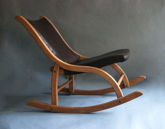 At design junction, rocking chair