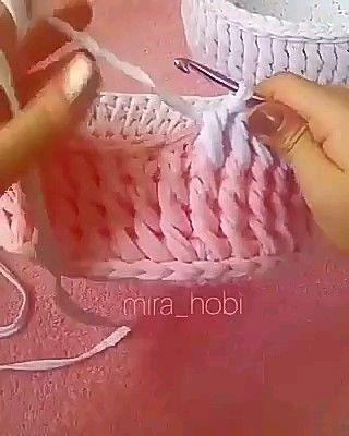 Crochet tutorial for beginner