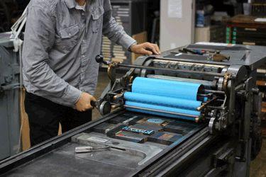 Handmade Letterpress Notebooks   San Francisco Center for the Book