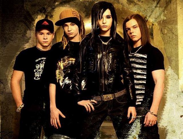 Tokio Hotel: I've never heard girls scream so loud in my life. They were great!