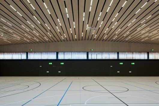 sports hall interior design - Google Search