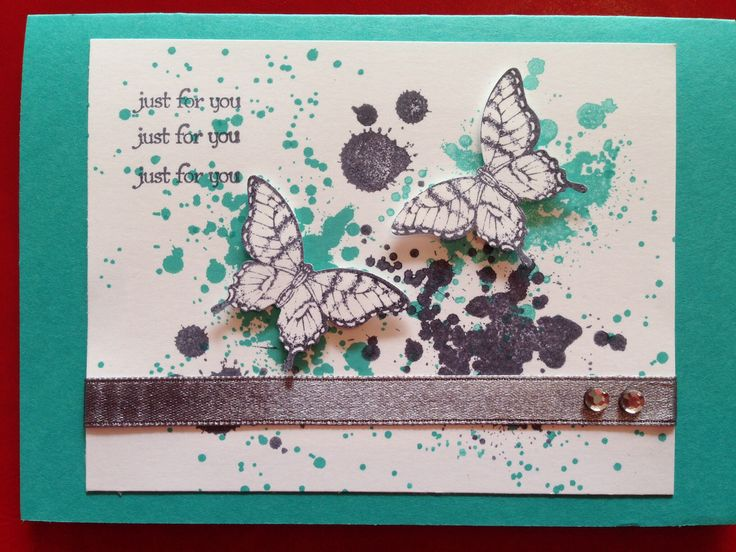 Stampin' Up Gorgeous Grunge and Papillon Potpourri