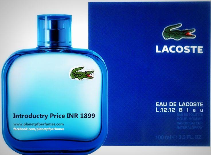 Eau de Lacoste L.12.12 Blue 100 ml