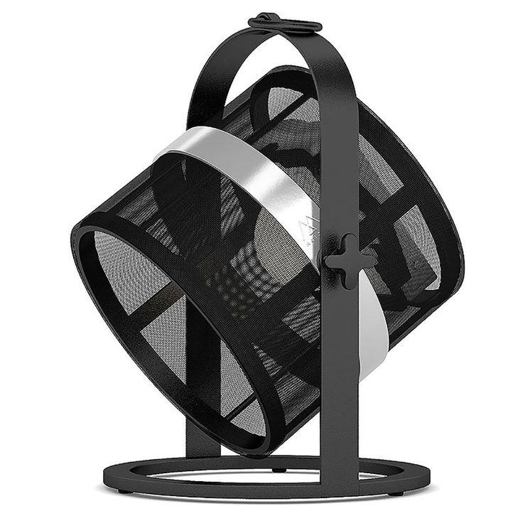 top3 by design - Maiori - la lampe petite black black shade