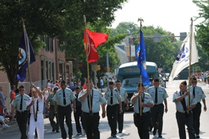 memorial day parade va