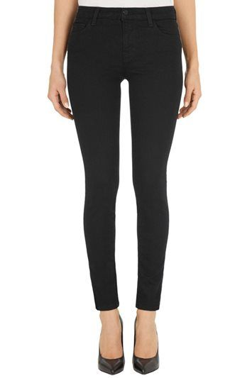 Black Skinny Pants | J Brand