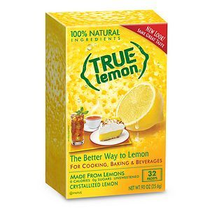 I'm learning all about True Lemon for Your Water  at @Influenster!