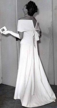 1954 - Balenciaga Archives Paris,