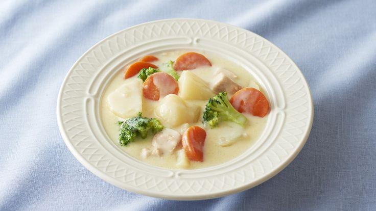 Kurimu shichu (Japanese cream stew) | Let's Cook Japanese | NHK WORLD RADIO JAPAN