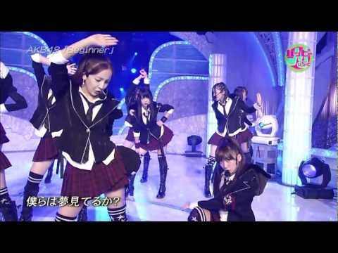 Beginner AKB48.flv - YouTube