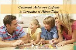 Comment aider vos enfants à connaître et aimer Dieu 3 Monos connexions