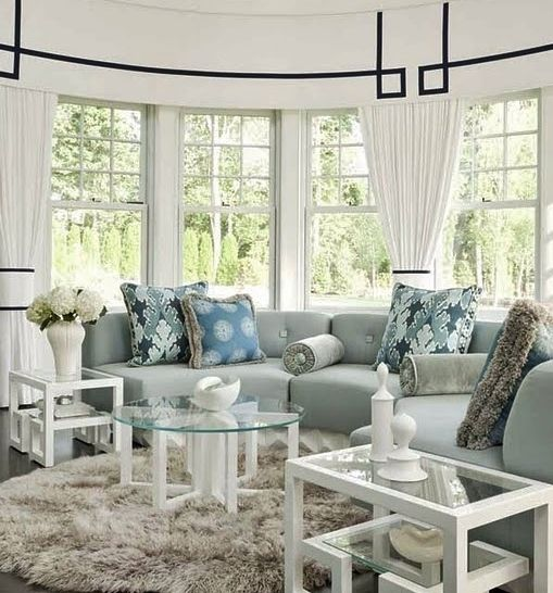 Indoor Sunroom Decorating Ideas Classic Chic Home