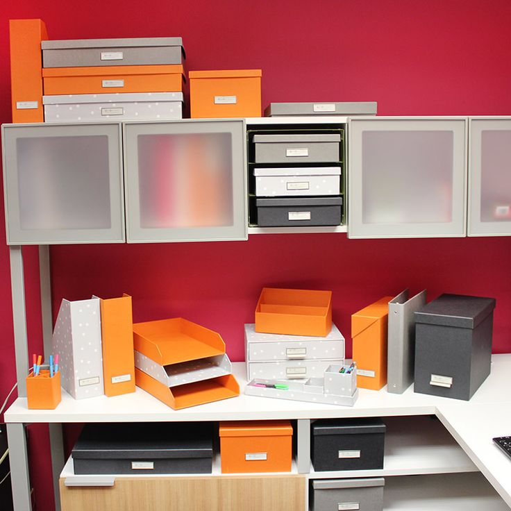 Gray May Seem Like A Boring Color Choice But Our Stylish Office Supplies In