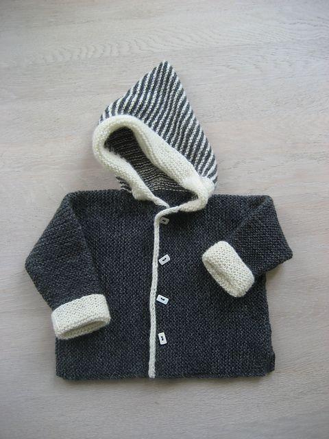 Ravelry: Woollahoo's Gry's jakke by Susie Haumann. 0-18 months