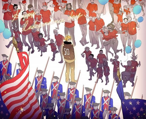 Hetalia- America