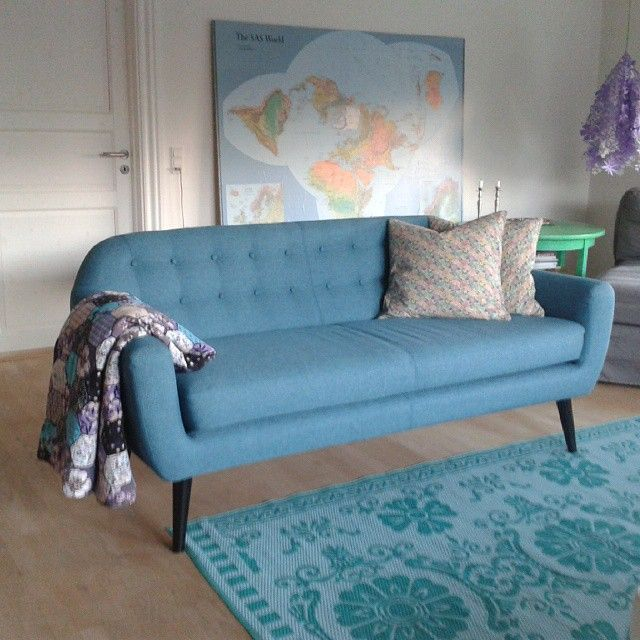 THEA sofa - sofacompany.com #sofacompany #sofacompanypolska #sofa #meble #wnetrza #dekoracje #fotel #Szezlongi #vera #stylskandynawski
