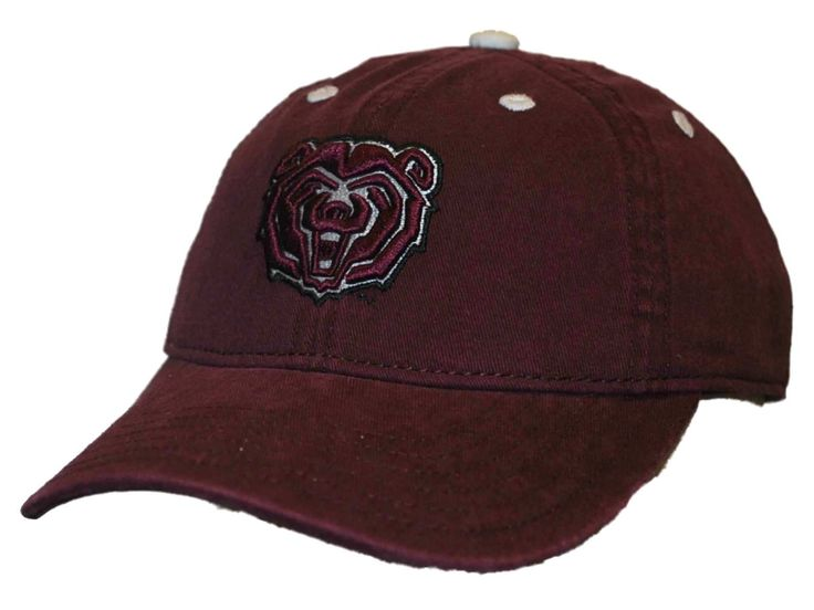 - Made and Designed by The Game. - Size is a One Size Fits All - Embroidered on the front is a Missouri State University Bears logo - Top Quality Adjustable Strap Slouch Hat Cap. - 100% Authentic. - O