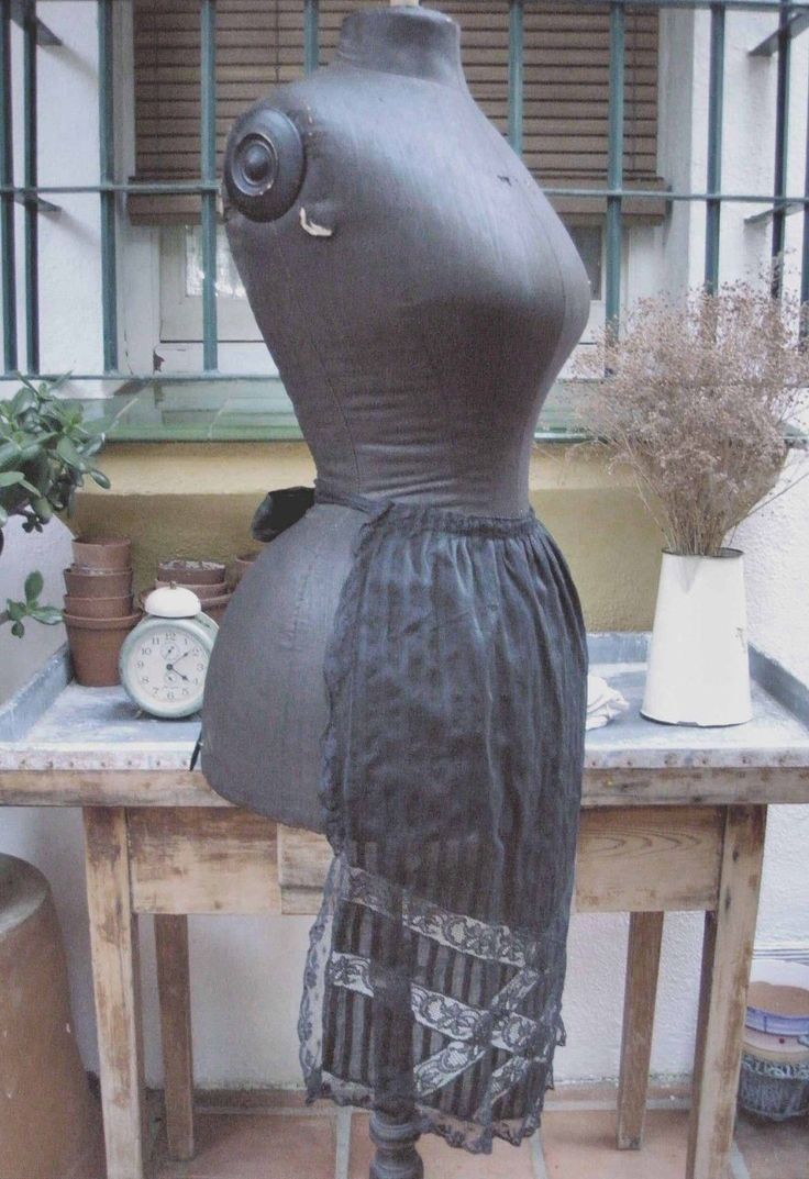 White lace apron ebay - 1840s Remarkable Rare Black Striped Muslin W Lace Apron Prob Mourning