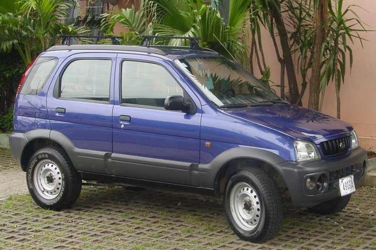 Daihatsu Terios 15 Wild 4x4