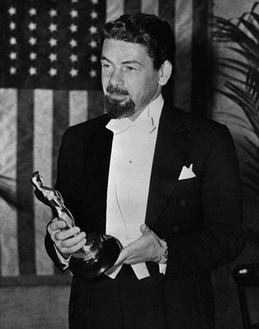Paul Muni won the Academy Award for Best Actor for The Story of Louis Pasteur in 1936.