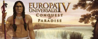 Europa Universalis 4 New DLC Conquest of Paradise